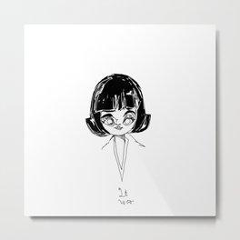 chibi naomi Metal Print