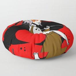 Roller Cheetara Floor Pillow