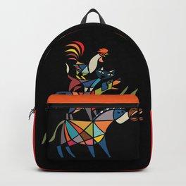 Bremen Town Musician  Backpack