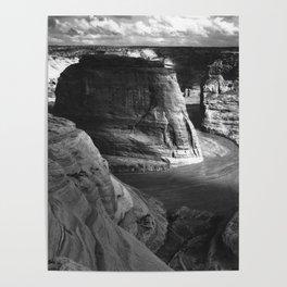 Canyon de Chelly (1941) Ansel Adams Photography Poster