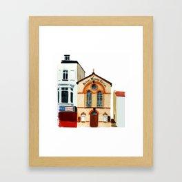 BETHEL MISSION CHAPEL Framed Art Print