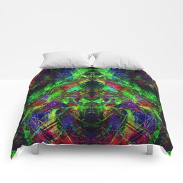 Colour Unleashed Comforters