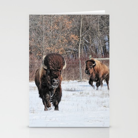 Running Wild Stationery Cards