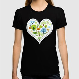 Protect the Forests: Love Trees T-shirt