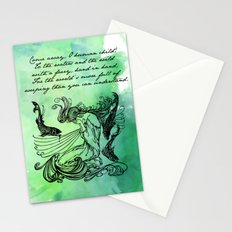 William Butler Yeats - The Stolen Child Stationery Cards