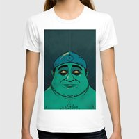 watchmen T-shirts featuring It's Always Sunny in Watchmen - Frank by Jessica On Paper