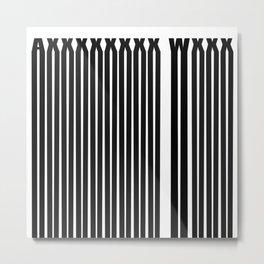 Wang Metal Print