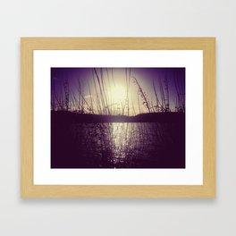 Herrington Park 4 Framed Art Print