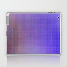 Pixel Purple Laptop & iPad Skin