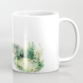 Literary Garden for Wizards and Gnomes Coffee Mug