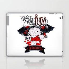 Un día de Furia Laptop & iPad Skin