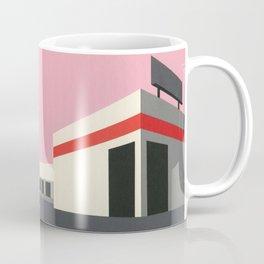 Sunset Warehouse Coffee Mug