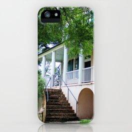Stewart Parker House Back iPhone Case