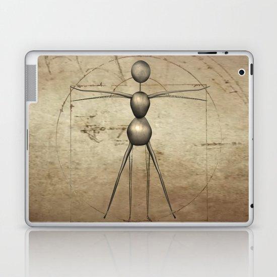 Vitruvian AntWoman Laptop & iPad Skin