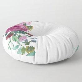 Floral Arrangement 2 Floor Pillow