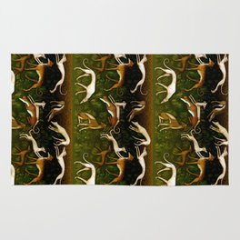 Sighthounds Rug
