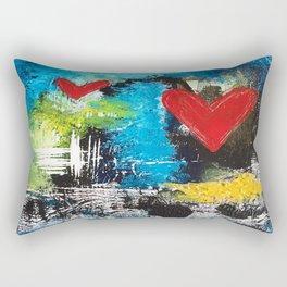 MIDNIGHT LOVE Rectangular Pillow