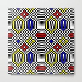 Rachna Bauhaus 4 Metal Print