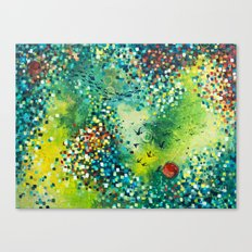 Dimensions of Flow Canvas Print