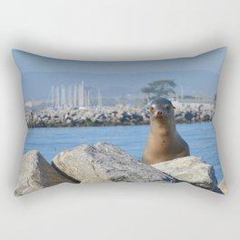 slough buddy Rectangular Pillow
