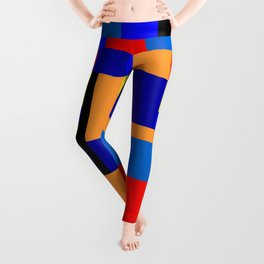 Mondrian #2 Leggings