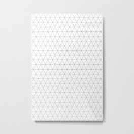 Basic Isometrics I Metal Print