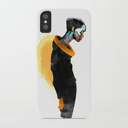 Thanatos iPhone Case