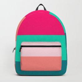 Retro Summer Backpack