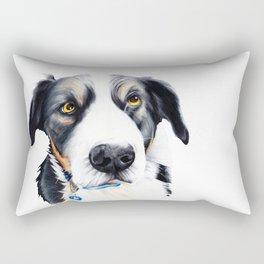 Kelpie Dog Rectangular Pillow