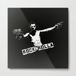 RocknRolla Metal Print