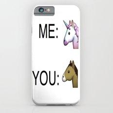 Unicorn fever iPhone 6s Slim Case