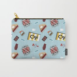 Twin Peaks RR Diner Toss Carry-All Pouch
