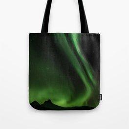 Northern Lights in Norway 05 Tote Bag