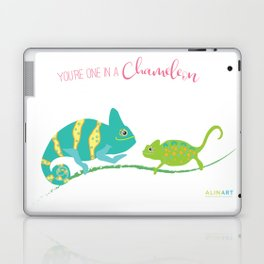 You're One in A Chameleon Laptop & iPad Skin