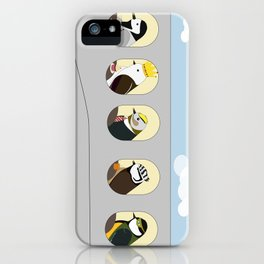 The Trip iPhone Case