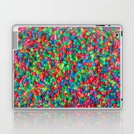 Rainbow gravel Laptop & iPad Skin