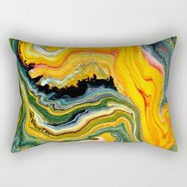 Painted Origin Rectangular Pillow