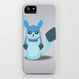 Evolution Bobbles - Glaceon iPhone Case