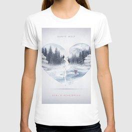 808s & Heartbreak ft. Dropout Bear T-shirt