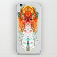 dream catcher iPhone & iPod Skins featuring Dream Catcher by Renaissance Youth