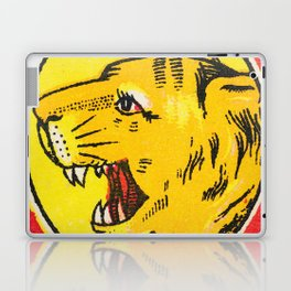 Old Matchbox label #8 Laptop & iPad Skin
