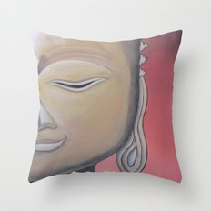 Zen Gem Throw Pillow