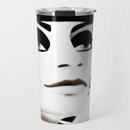 la sfinge cambia look (particolare2) Travel Mug