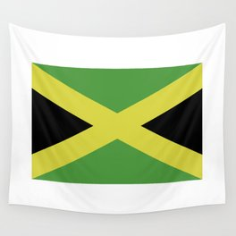 jamaica flag Wall Tapestry