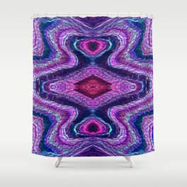 IkeWads 087 Shower Curtain