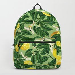 Lemonade || #society6 #decor #pattern Backpack
