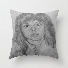 Nightbird Throw Pillow