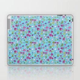 Flowers, Clovers & Diamonds Laptop & iPad Skin