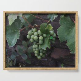 Grapevine Serving Tray