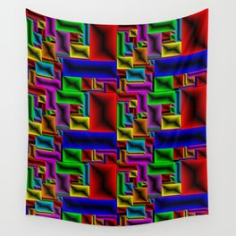 ColorBlox - Hammered Wall Tapestry